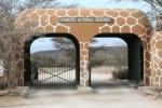 Ingang Samburu National Park
