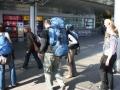 Vertrek vanaf vliegveld Dusseldorf