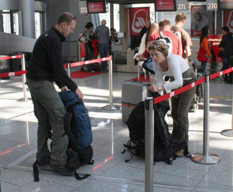 Vliegveld Dusseldorf